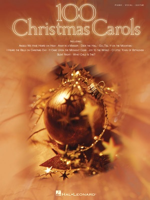 100 CHRISTMAS CAROLS PVG