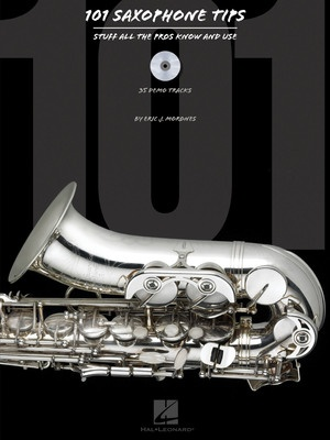 101 SAXOPHONE TIPS BK/CD