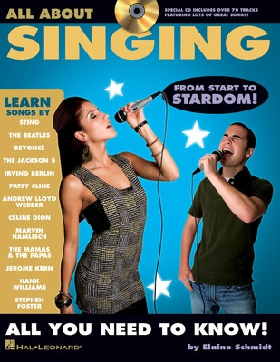 ALL ABOUT SINGING BK/CD