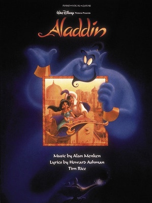 Cheap music books aladdin vocal selections pvg fandeluxe Choice Image