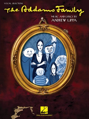 Cheap music books addams family selections pvg vocal w piano acc fandeluxe Choice Image