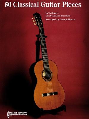 50 Classical Guitar Pieces