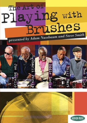 ART OF PLAYING WITH BRUSHES STEVE SMITH 2DVD