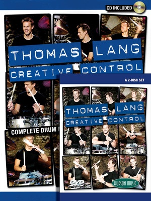 CREATIVE CONTROL BK/CD/DVD