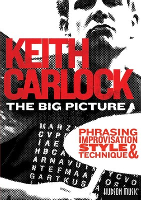 BIG PICTURE PHRASING IMPROV STYLE DRUM 2 DVD