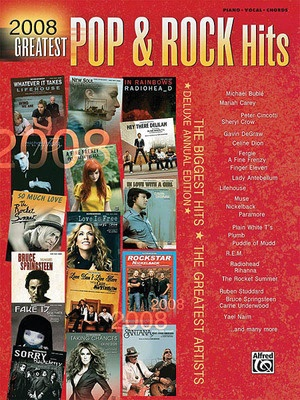 2008 Greatest Pop & Rock Hits