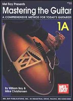 MASTERING THE GUITAR BK 1A BK/CD/DVD