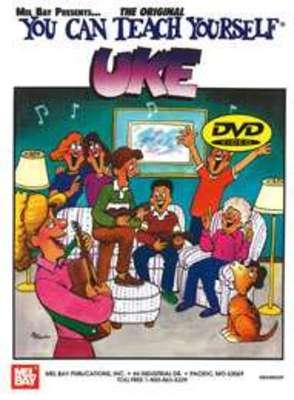 YOU CAN TEACH YOURSELF UKE BK/DVD