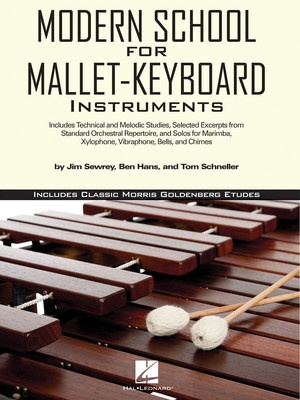 MODERN SCHOOL FOR MALLET KEYBOARD INSTRUMENTS RE