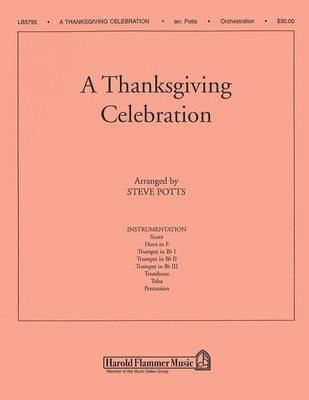 A Thanksgiving Celebration