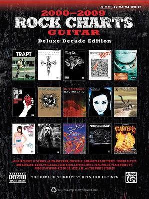 ROCK CHARTS GUITAR 2000   2009 GTR TAB