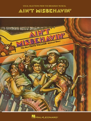 Cheap music books aint misbehavin vocal selections fandeluxe Choice Image