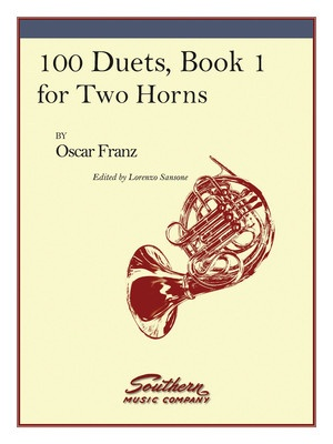 100 Duets, Book 1 for Two Horns