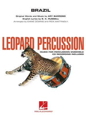 BRAZIL LEOPARD PERCUSSION