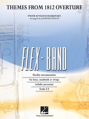 Cheap music books 1812 overture themes flex band 2 3 malvernweather Images