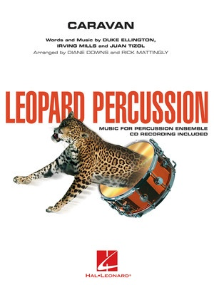 CARAVAN LEOPARD PERCUSSION