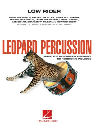 LOW RIDER LEOPARD PERCUSSION