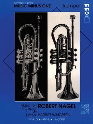 Advanced Trumpet Solos - Vol. 1