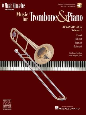 Henri Büsser Cantabile Et Scherzando Tenor Trombone Piano Trombone Music Book By Scientific Process Musical Instruments & Gear
