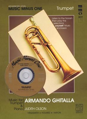 Advanced Trumpet Solos - Vol. 3