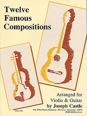 12 Famous Compositions