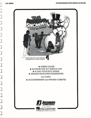 The Runaway Snowman (Holiday Musical)