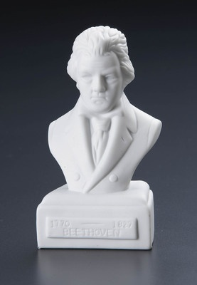 BEETHOVEN 5 INCH COMPOSER STATUETTE