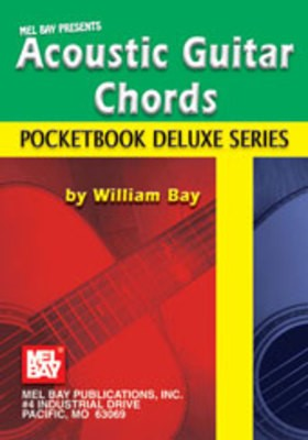 ACOUSTIC GUITAR CHORDS POCKETBOOK DELUXE