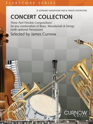 CONCERT COLLECTION FLEX BAND PERCUSSION 1 AND 2