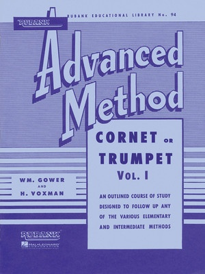 ADVANCED METHOD TRUMPET BK 1