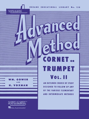 ADVANCED METHOD TRUMPET BK 2