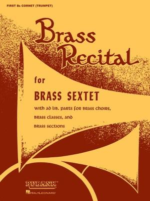 BRASS RECITAL BR SXT/BR CHOIR 2/3 FHN