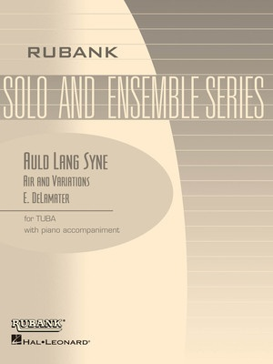 Auld Lang Syne - Air and Variations