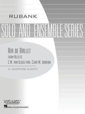 Air de Ballet (from ALCESTE)