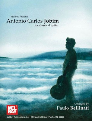 ANTONIO CARLOS JOBIM FOR CLASSIC GUITAR