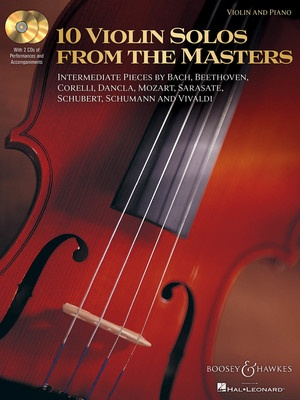 10 Violin Solos from the Masters