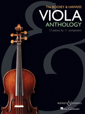 BOOSEY & HAWKES VIOLA ANTHOLOGY