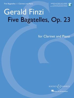 Five Bagatelles, Op. 23