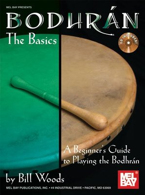 BODHRAN THE BASICS BK/CD