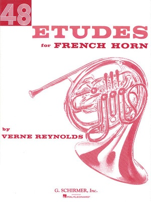48 Etudes for French Horn