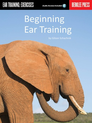 BEGINNING EAR TRAINING WORKBOOK BK/CD