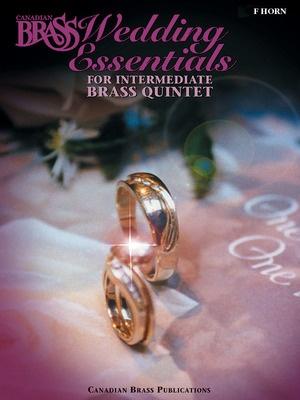 CB WEDDING ESSENTIALS BRASS QUIN FHN