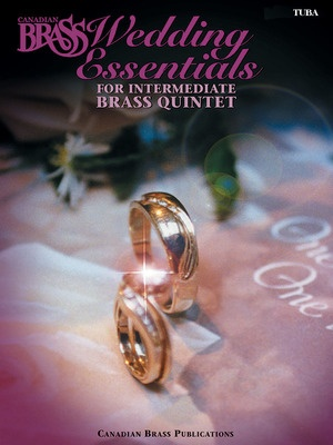 CB WEDDING ESSENTIALS BRASS QUIN TUBA