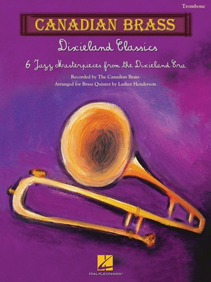 The Canadian Brass - 15 Favorite Hymns - Trombone 1: Easy Arrangements for Brass Quartet, Quintet or