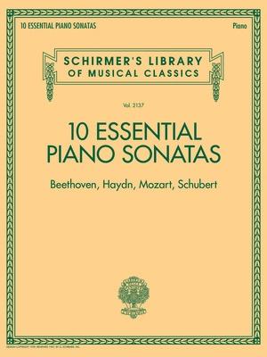 10 Essential Piano Sonatas