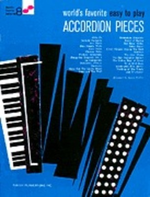 EASY TO PLAY ACCORDION PIECES WFS8 ACD