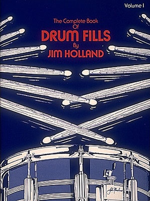 COMPLETE BOOK OF DRUM FILLS