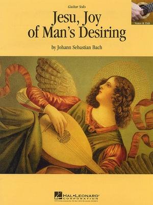 JESU JOY OF MANS DESIRING GTR SOLO