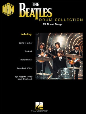 BEATLES DRUM COLLECTION RV