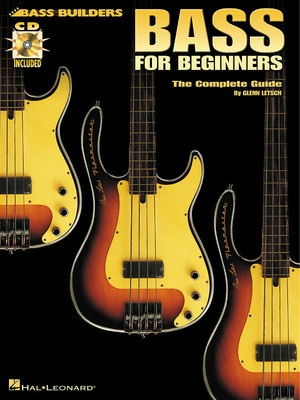 BASS FOR BEGINNERS COMP GUIDE BK/CD